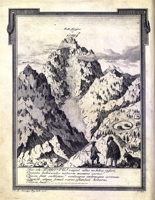 triglav 1784 hacquet